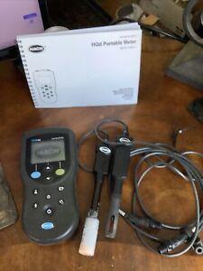 HACH HQ14d Flexi Portable/handheld pH Condutivity meter