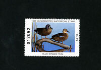 US Stamps # NH 3 XF OG NH New Hampshire $4 Duck Stamp Scott Value $75.00