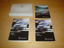MERCEDES SPRINTER 210 213 216 219 310 316 319 CDI BlueTEC Owners Handbook Manual