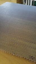 ALLUMINIO premute PIASTRA 300x200mm 6,5mm APE/APE/griglia Honeycomb co2 LASER