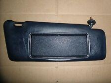 W123 WAGON 300D 300TD 280E 280TE SUN VISOR RIGHT RT PASSENGER BLUE CODE 902