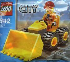 Lego City Mini Dozer 5627 Bolsa De Polietileno BNIP