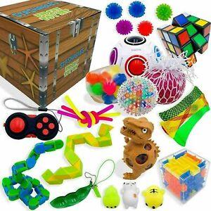 5-40PCS Fidget Toys Set Sensory Tools Bundle Stress Relief Hand Kids Adults Toy
