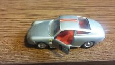 Solido, Abarth 1000, Made in France,1/43, No. 124, 9/1962
