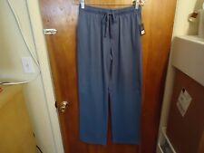 """Mens / Boys Croft & Barrow """" NWT """" Size S Blue Pajama / Lounge Pants"""