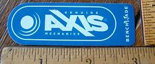 Benchmade Knives Knife Axis Mechanics Decal Sticker