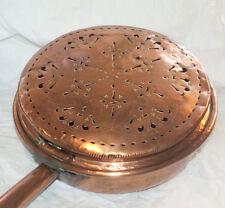 Original Antique Decorative Bed Warmers For Ebay