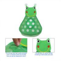 Waterproof Kids Baby Bath Toy Tidy Organiser Mesh Net Storage Bag Pouch Holder