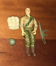 Hasbro G.I. Joe 1984. Duke V1: First Sergeant. Action Figure. All accessories