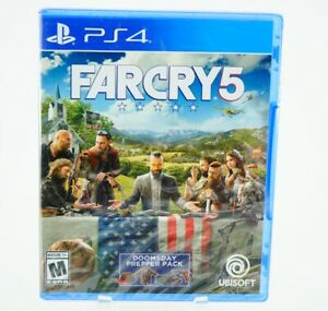 Far Cry 5: Playstation 4 [Factory Refurbished] PS4