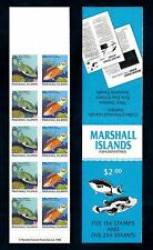 [49738] Marshall Islands 1988 Marine life Fish MNH Booklet