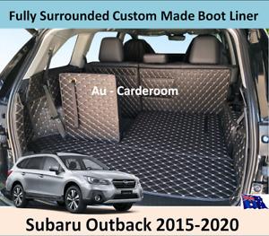For Subaru Outback 2015-2020 Premium Custom Made Trunk Boot Mats Cargo Liner