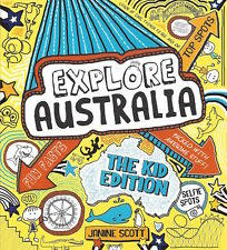 Explore Australia: The Kids Edition *FREE SHIPPING - NEW*