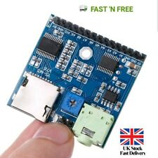 MP3 5V DC Voice Player Module SD/TF Voice Broadcast Trigger Player + 2 Ports