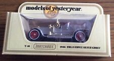 MATCHBOX Models of Yesteryear Y 10 1906 ROLLS ROYCE Silver Ghost  OVP