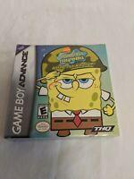 SpongeBob SquarePants: Battle for Bikini Bottom (Nintendo Game Boy Advance, 2003