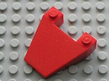 LEGO Red Wedge 4 x 4 ref 4858 / Set 4403 6392 2774 7046 8075 6375 ...