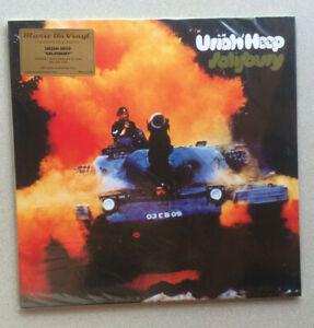 URIAH HEEP Salisbury 2 LP Expanded Bonus Tracks Vinyl 2013 MOV RARE NEW SEALED