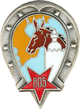 805° Compagnie Muletière, étoile rouge, Indochine orange, Drago Beranger (4673)