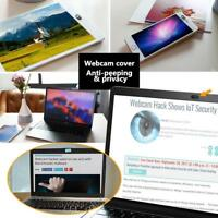3/6X Webcam Cover Slider Camera Shield Privacy Protect Sticker Laptop Tablet
