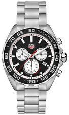 CAZ101E.BA0842 TAG Heuer Formula 1 Mens Stainless Steel Black chronograph Watch
