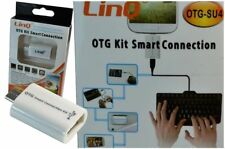 Adattatore Kit Collegamento Otg Smart Per Samsung Galaxy S3 S4 Linq Otg-su4