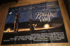 THE LEGEND OF THE BAGGER VANCE  5FT SUBWAY MOVIE POSTER 2000 WILL SMITH