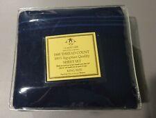 1800 Collection 4 Piece Deep Pocket Bed Sheet Set By Clara Clark Navy