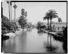Venice Canals,Community of Venice,Los Angeles,Los Angeles County,CA,HABS,3 3162