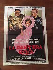 MANIFESTO,La Pantera Rosa The Pink Panther,SELLERS CARDINALE NIVEN Edwards. SEX