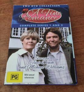 A Fine Romance : Series 1-2 (DVD, Region 4, 2-Disc Set) EX