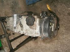 DAEWOO/CHEVROLET MATIZ 2001-2004 1.0 8V S-TEC BARE ENGINE (COVERED 64,000 MILES)