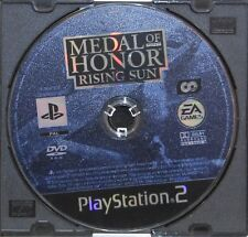 MEDAL OF HONOR RISING SUN - PLAYSTATION 2 - PAL ESPAÑA - SOLO DVD