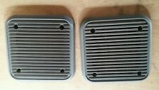 79-83 DATSUN 280ZX HITACHI REAR SPEAKER GRILLS COUPE NICE OEM PARTS TURBO