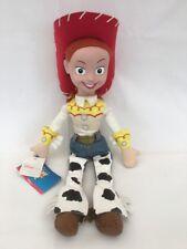 """Disney Store Pixar Toy Story 2 Jessie 18"""" Doll Woody`s Girlfriend Plush Toy"""