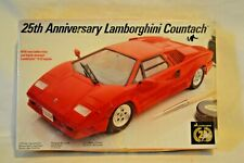 Testors Lamborghini Countach 25th Anniversary Edition 1/24 Scale Sealed