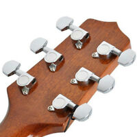 Electric Acoustic Guitar 1st 2nd 3rd String Tuning Pegs Machine Heads Tuner