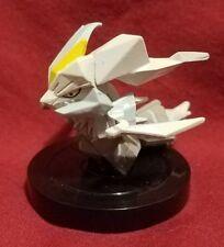 WHITE KYUREM NFC Figure for Pokemon Rumble Wii U 1st US Edition RARE LIGHT
