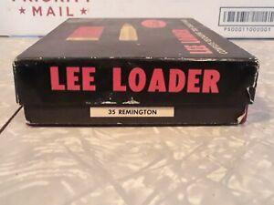 Vintage Lee Loader 35 Remington complete