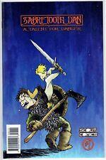 Scout Comics - Sabretooth Dan #1 - 1st printing