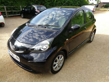 "2006 TOYOTA AYGO "" BLACK ""  5 DOOR."