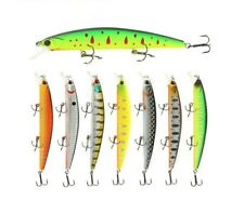 Minnow Fishing Lure Artificial Bait 130mm 20g Hard Bait Long Casting Wobbler