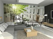 Morning Montmartre Wall Mural Photo Wallpaper GIANT WALL DECOR Paper Poster