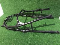 Heck-Rahmen Hilfsrahmen / rear frame / BMW R 1100 S RS 46512331271 /348