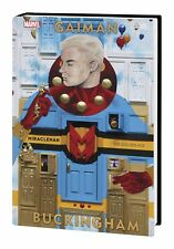 MIRACLEMAN: THE GOLDEN AGE by GAIMAN & BUCKINGHAM HARDCOVER Marvel Comics HC