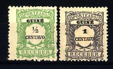 GUINEA - PORTOGHESE - 1921 - Segnatasse