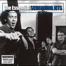 THE SCREAMING JETS The Essential CD BRAND NEW Best Of Greatest Hits