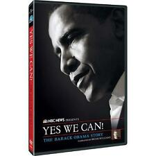 NBC News Presents Yes We Can! The Barack Obama Story Sealed