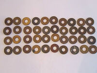 LARGE COLLECTION OF (40) VINTAGE ASSORTED TRADE TOKENS      LOT A