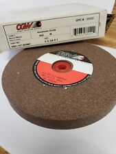 "WB1-157-060MC  6""x3/4""x1"" Grinding Wheel Aluminum Oxide for Bench Grinder"